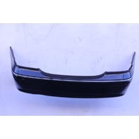 Mercedes C230 Sedan 03 04 Rear Bumper Cover Assembly, Black 2038855825