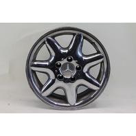 Mercedes C-Class C320 2002 Road Wheel Rim Disc 7 Spoke 16 Inch 2034010302 #3