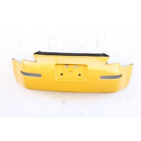 Nissan 350Z Coupe 03-09 Rear, Bumper Face Cover, Yellow HEM22-CF41H