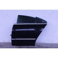 VW CC Rline Rear Left/Driver Side Door Assembly Black OEM 09-17