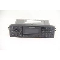 Mercedes C230 02-04 AM/FM Receiver, CD Tape Control 2038202486