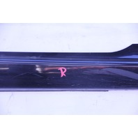 Nissan 350Z 03-08 Rocker Panel Molding Side Skirt, Right Side Black