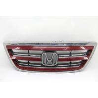 Honda Odyssey Front Grill Grille Moulding Red 71121-SHJ-A01 OEM 05 06 07