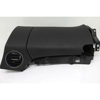 Mercedes Benz CLS500 Front Lower Dash Glove Box Assembly Black 2196801787 OEM 06