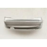 Mercedes Kompressor C230 Coupe 02-05 Rear Bumper Cover Silver