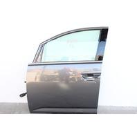 Honda Odyssey Front Left/Driver Door Grey 67050-TK8-A90 OEM 13-16