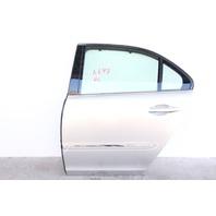 Acura RL 05 06 07 08 09 10 11 12 Rear Driver Left Side Door Silver 67550-SJAA-90ZZ