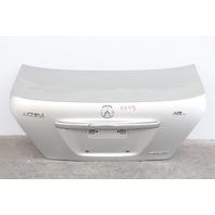 Acura RL 05 06 07 08, Rear Trunk Deck Lid, Silver 68500-SJA-A90ZZ, Factory OEM