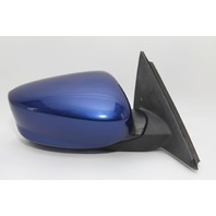 Honda Accord Coupe Side View Mirror Right Passenger Blue 76258-TE0-A11 OEM 08-12