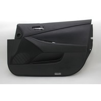Lexus ES350 Front Door Panel Trim Right/Passenger Black 07 08 09 10 11 12 OEM