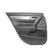 Acura TL Rear Left/Driver Door Panel Lining Trim Black  OEM 12 13 14
