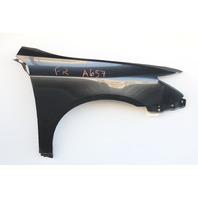 Acura TL 09-14 Fender Assembly Right/Passenger Side, Black 60210-TK4-A90ZZ OEM