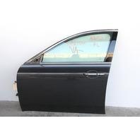 Acura TL 09-14 Front Door Assembly Left/Driver Side Black/Charcoal OEM