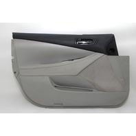 Lexus ES350 Front Door Panel Trim Left/Driver Wood 07 08 09