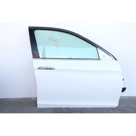Honda Accord Sedan 13-17 Front Door Assy Right Side White 67050-T2A-A90ZZ