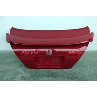 Honda Accord Coupe 03-05 Rear Trunk Deck Luggage Lid, Red 68500-SDN-A91