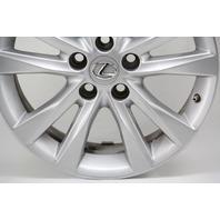 Lexus ES350 Rim Wheel 17in 10 Spoke #7 Factory 4261A-33050 OEM 10 11 12