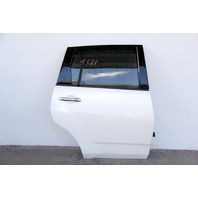 Acura MDX Rear Right/Passenger Side Pearl White Door 67510-STX-A90ZZ OEM 07-13