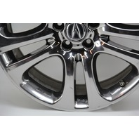 Acura RDX 07-12 Alloy Chrome Wheel Rim Disk 5 Double Spoke 19x8 OEM 08W19-STK-200 #3