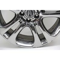 Acura RDX 07-12 Alloy Chrome Wheel Rim Disk 5 Double Spoke 19x8 OEM 08W19-STK-200 #4