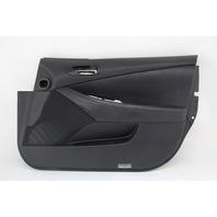 Lexus ES350 Front Door Panel Trim Right/Passenger Black 07-12 OEM