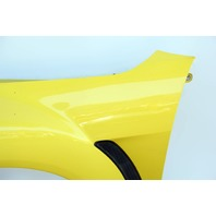 Mazda RX8 04-08 Front Left/Driver Side Fender Yellow OEM FEY252200