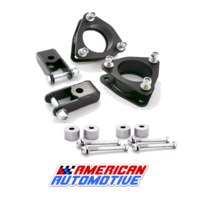 """3"""" GM Chevy Silverado Sierra 1500 Steel Leveling Lift W/ Shock Extenders and Differential Spacers Kit 4WD"""