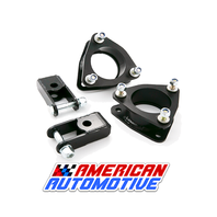 """3.5"""" GM Chevy Silverado Sierra 1500 Steel Leveling Lift Kit 2WD 4WD Road Fury Made in USA TIG Welded"""