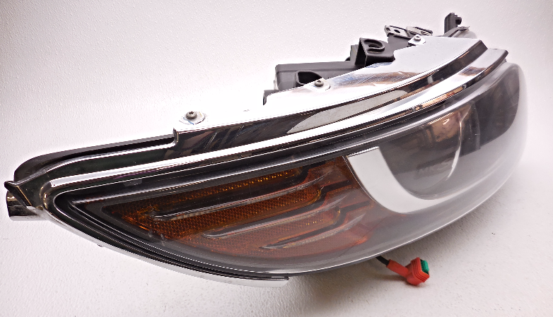 how to change 2011 lincoln mkz headlamp