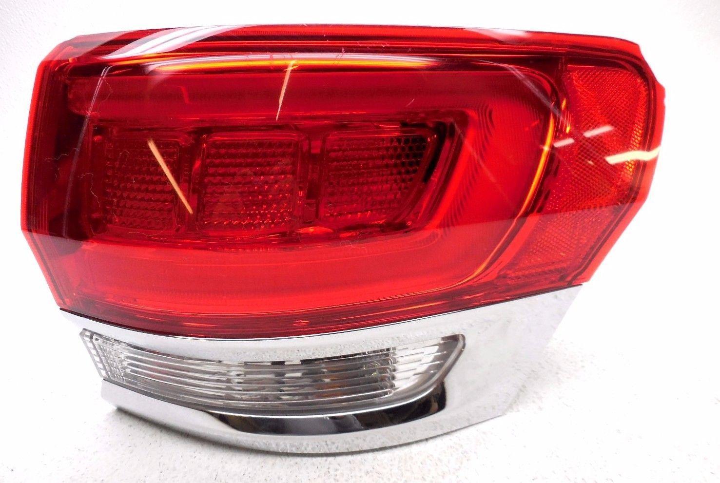 Jeep Tail Light Lenses : Oem jeep grand cherokee right led tail light
