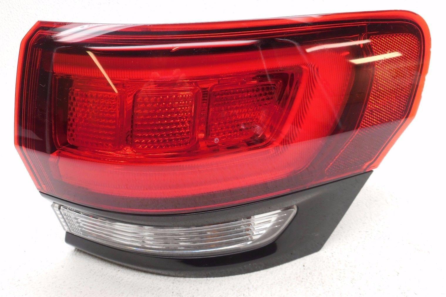 15 jeep grand cherokee srt8 right led tail light tail lamp visual. Black Bedroom Furniture Sets. Home Design Ideas