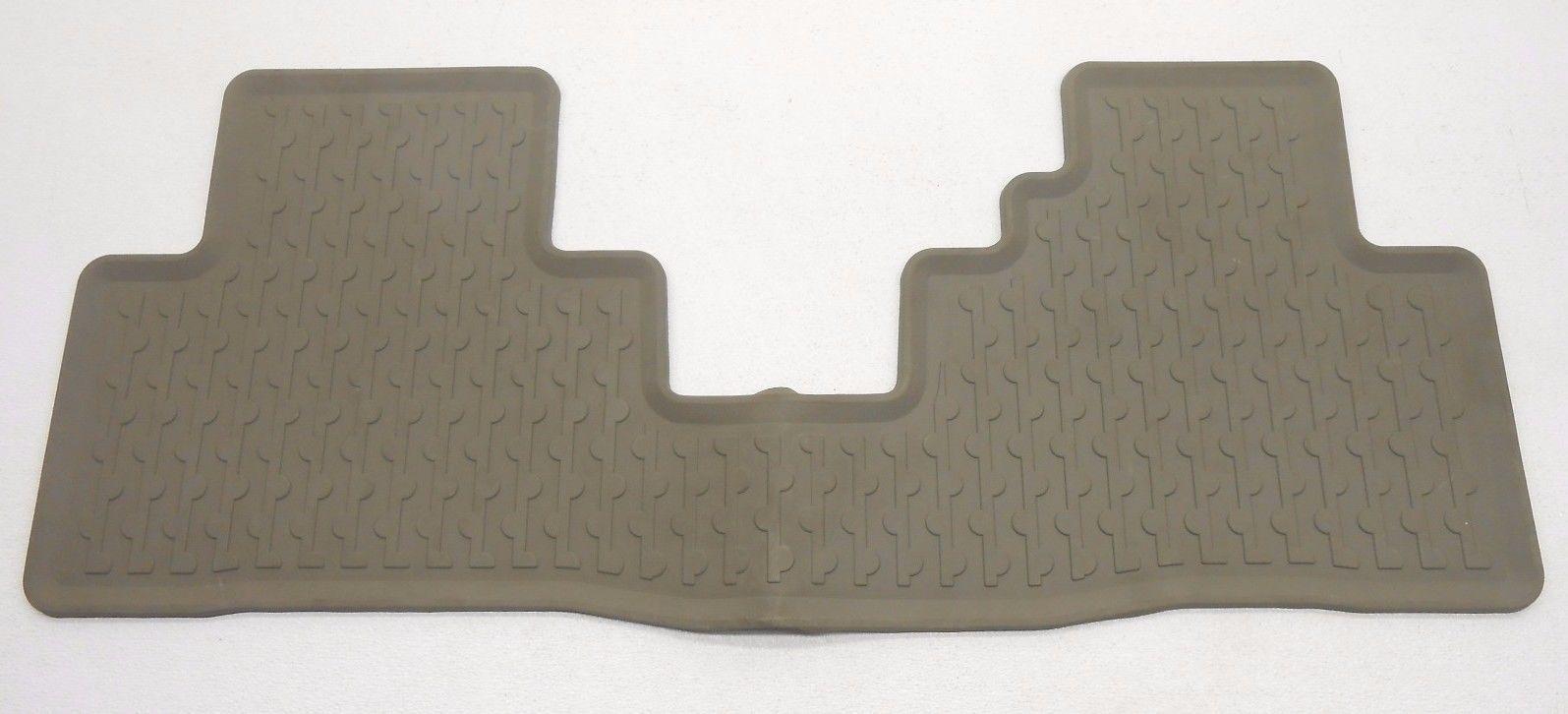 Rubber floor mats acura rdx - Item Title Oem 2007 2008 Acura Rdx 2nd Row Rubber Floor Mat