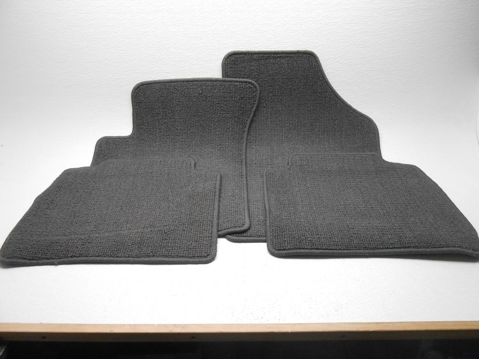 Floor mats kia - New Oem Kia Spectra 5 Floor Mats 2005 2009 Grey