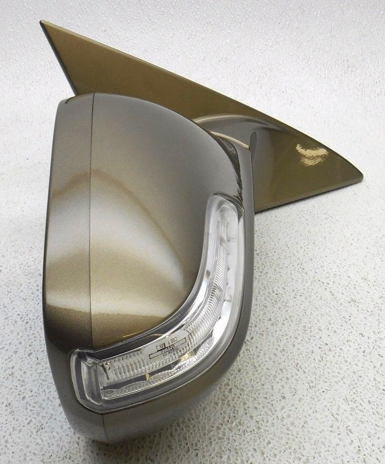 New OEM 2007-2008 Acura TL Right Side View Mirror Power