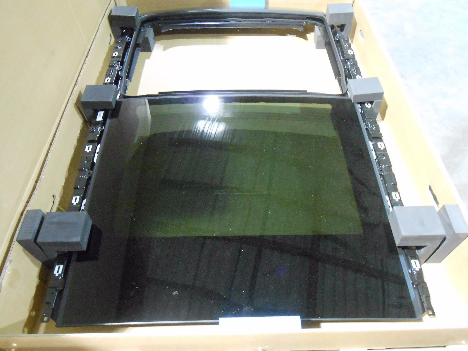 New Oem 2014 2015 Hyundai Santa Fe Panoramic Glass Sunroof
