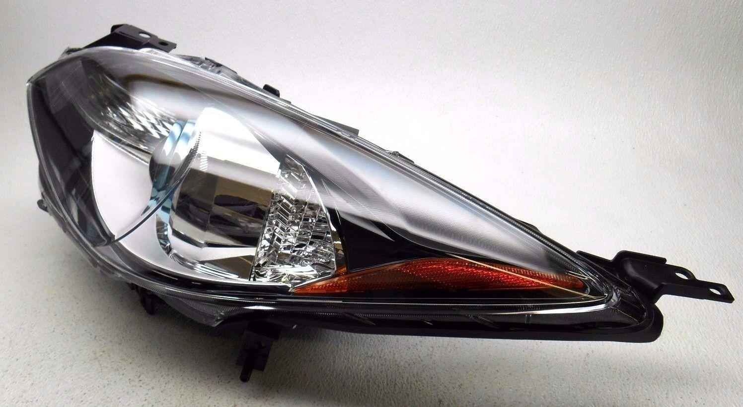 new oem 2012 2013 mazda 3 left xenon headlamp blue. Black Bedroom Furniture Sets. Home Design Ideas
