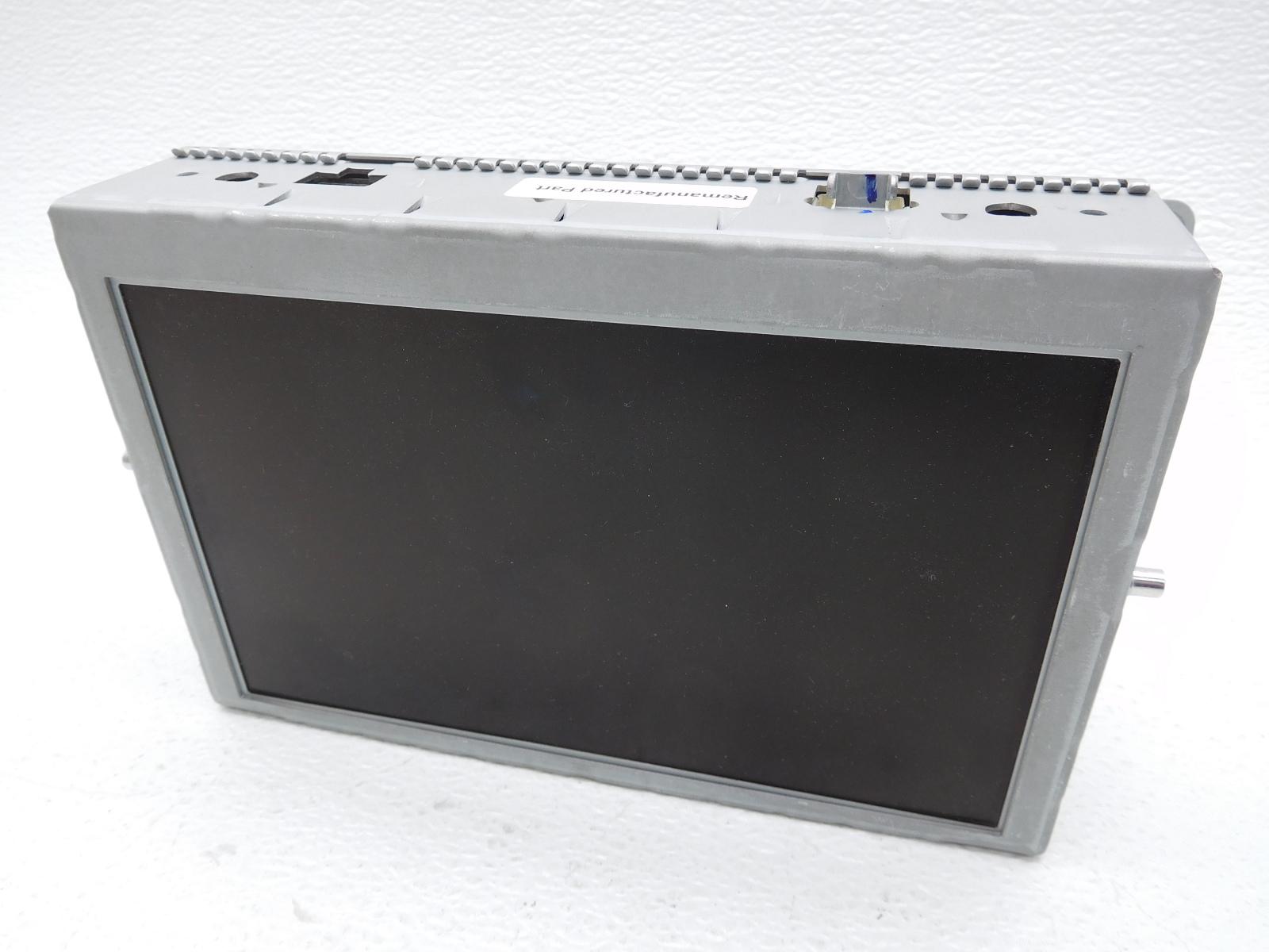 reman oem 2009 2014 hyundai genesis sedan audio navigation. Black Bedroom Furniture Sets. Home Design Ideas