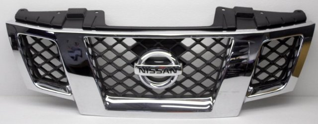 OEM Nissan Frontier Grille Scratches 62310ZL00B