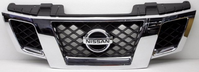 OEM Nissan Frontier Grille Scratches 62310-9BA0A