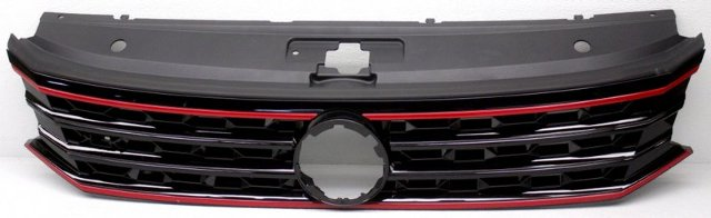 OEM Volkswagen Passat GT Grille Scratches 561853651AJCEE