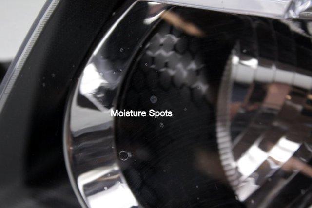 Oem Pontiac Vibe Left Driver Side Headlamp Lens Spots