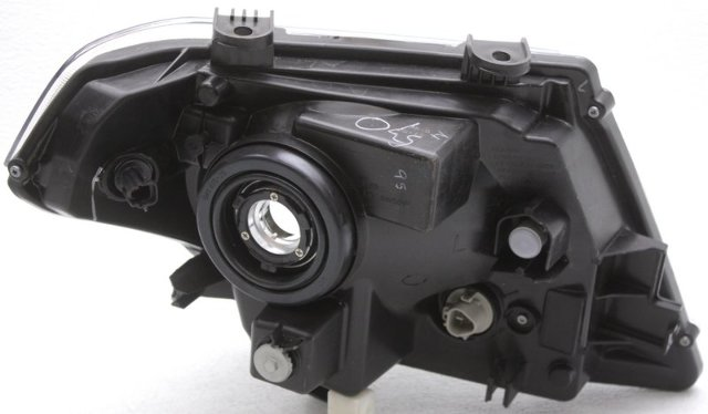 Oem Nissan Pathfinder Left Driver Side Headlamp Mount Chipped 26060zs00a