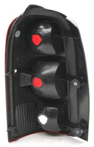 Br Oem Uplander Montana Relay Terraza Right Tail Lamp Lens Crack