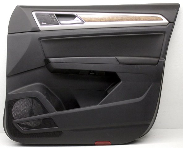 OEM Volkswagen Atlas Front Passenger Door Trim Panel Scuffs