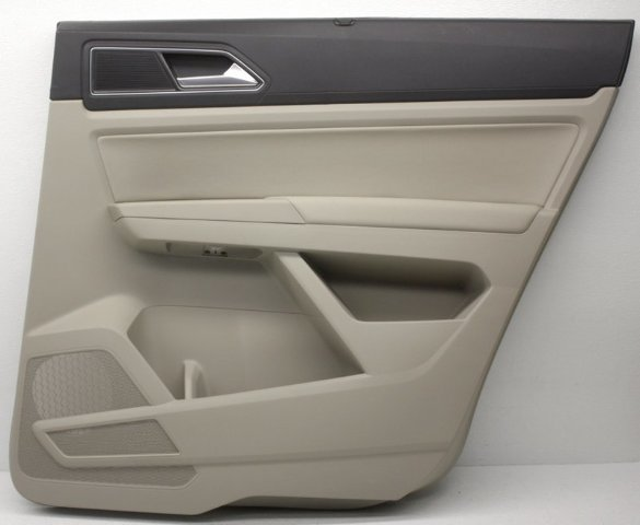 OEM Volkswagen Atlas Rear Passenger Side Door Trim Panel Scuffs