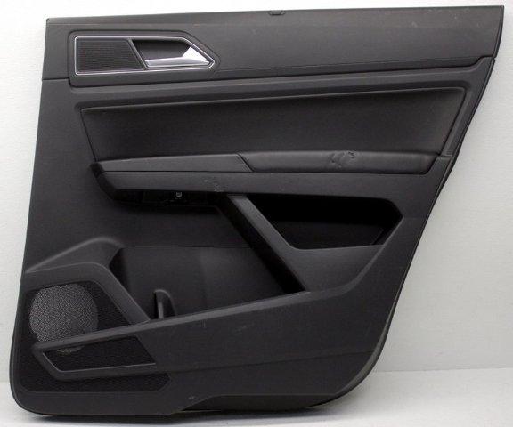 OEM Volkswagen Atlas Rear Passenger Side Door Trim Panel Marks