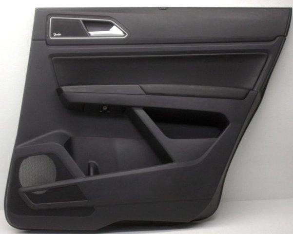OEM Volkswagen Atlas Rear Passenger Side Door Trim Panel Scuffs