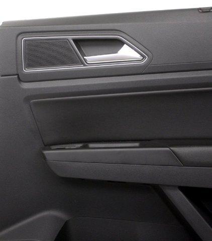 oem volkswagen atlas rear passenger side door trim panel scratches alpha automotive
