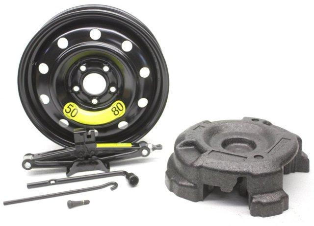 OEM Kia Soul, Forte Sapir Steel Wheel Jack Kit 09100-2K993