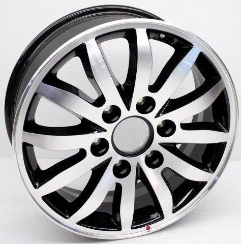 OEM Kia Sedona 17 inch Alloy Wheel Nicks 52910-4D510